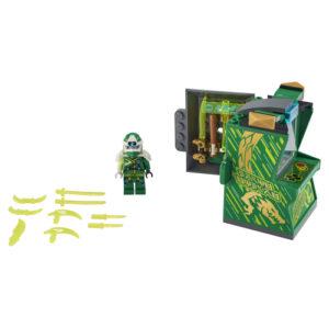 Lego Ninjago 71716 Lloyd-avatar Pelihallikapseli