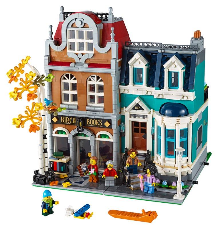 Lego Creator 10270 Kirjakauppa