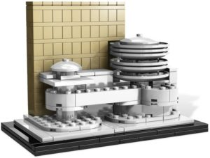 Lego Architecture 21004 Solomon Guggenheim Museo