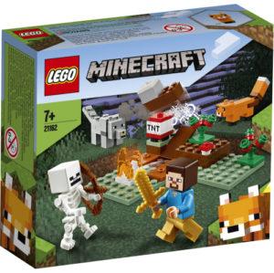 Lego Minecraft 21162 Taiga-seikkailu
