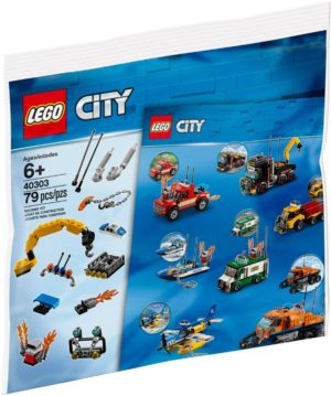Lego City 40303 Vehicle Set