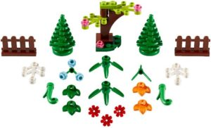 Lego 40376 Xtra Botanical Accessories