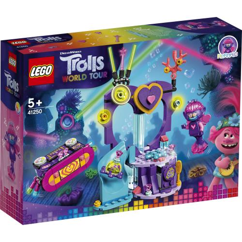 Lego Trolls 41250 Teknoriutan Tanssibileet