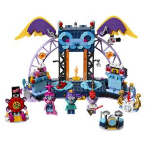 Lego Trolls 41254 Volcano Rock Cityn Konsertti
