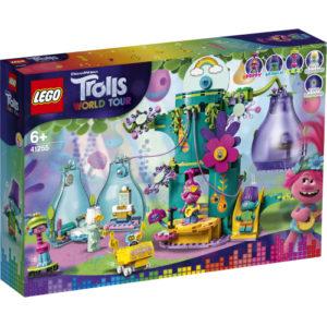 Lego Trolls 41255 Pop-kylän Juhlat