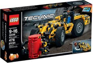 Lego Technic 42049 Kaivoskuormaaja - Käytetty