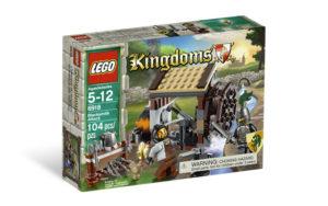 Lego Castle 6918 Blacksmith Attack
