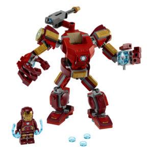 Lego Super Heroes 76140 Iron Man -Robotti