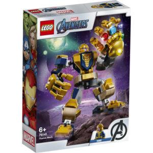 Lego Super Heroes 76141 Thanos-Robotti