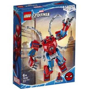Lego Super Heroes 76146 Spider-Man-Robotti