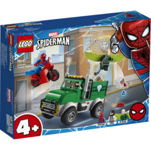 Lego Super Heroes 76147 Korppikotkan Autoryöstö