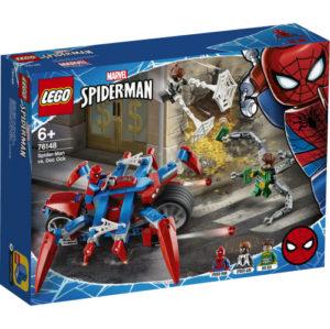 Lego Super Heroes 76148 Spider-Man Vastaan Doc Ock