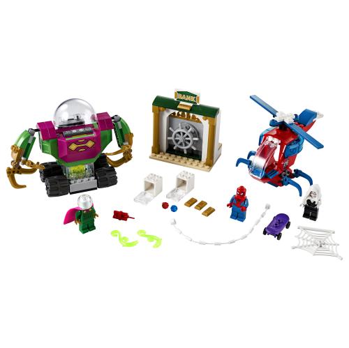 Lego Super Heroes 76149 Mysterion Uhka