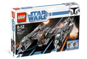Lego Star Wars 7673 Magna Guard Starfighter – Käytetty
