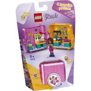 Lego Friends 41405 Andrean Kauppaleikkikuutio