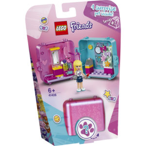 Lego Friends 41406 Stephanien Kauppaleikkikuutio