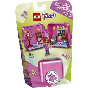 Lego Friends 41407 Olivian Kauppaleikkikuutio