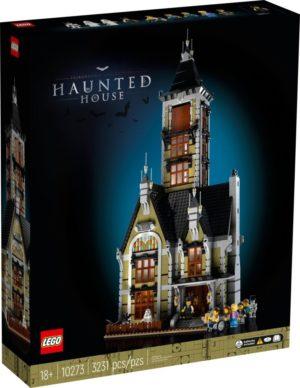 Lego Creator 10273 Huvipuiston Kummitustalo