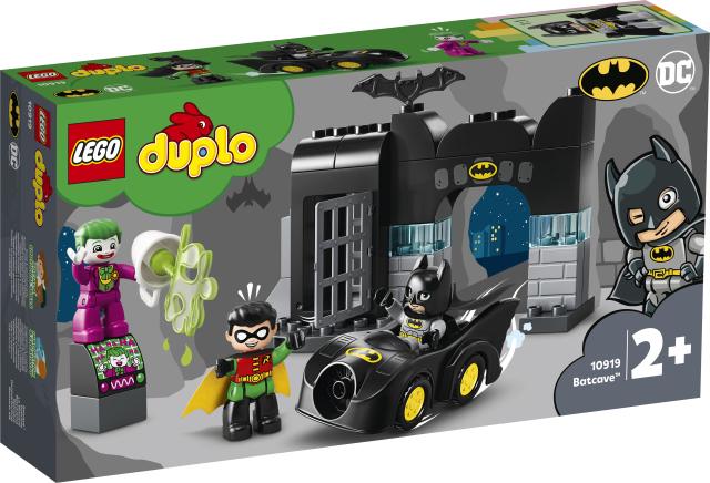 Lego Duplo 10919 Lepakkoluola