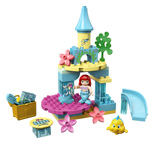 Lego Duplo 10922 Arielin Vedenalainen Linna