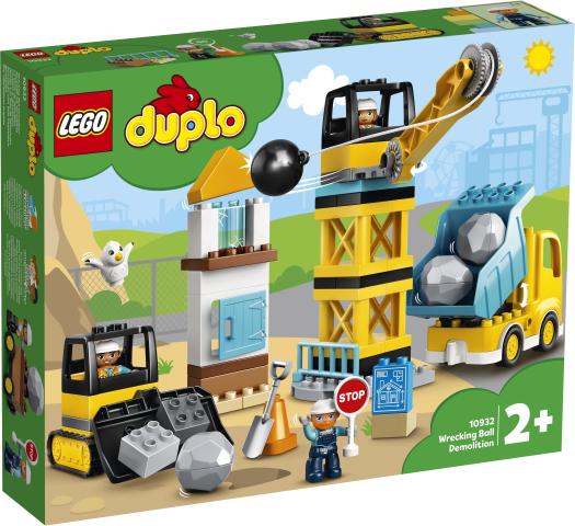 Lego Duplo 10932 Purkutyömaa