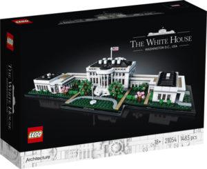 Lego Architecture 21054 Valkoinen Talo