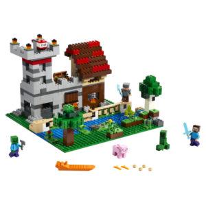 Lego Minecraft 21161 Rakennuslaatikko 3.0