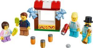 Lego 40373 Huvipuistoaiheinen Minihahmotarvikesetti