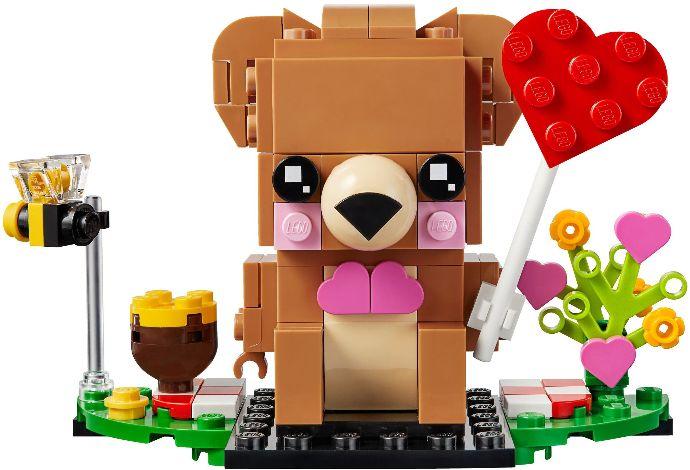 Lego BrickHeadz 40379 Ystävänpäivänalle