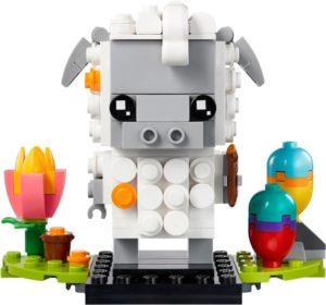 Lego BrickHeadz 40380 Pääsiäiskaritsa