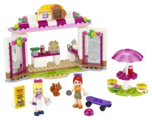 Lego Friends 41426 Heartlake Cityn Puistokahvila