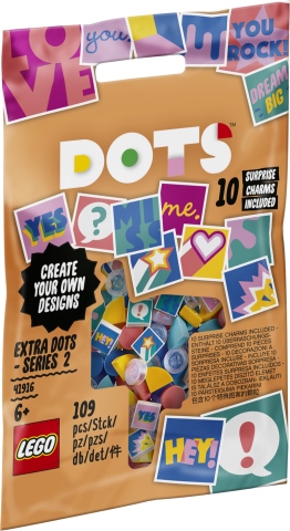 Lego DOTS 41916 DOTS – Lisäsarja 2