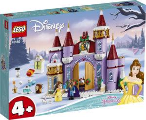 Lego Disney Princess 43180 Bellen Linnan Talvijuhla