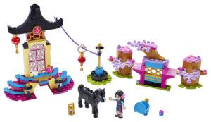 Lego Disney Princess 43182 Mulanin Harjoittelupaikka