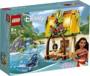 Lego Disney Princess 43183 Vaianan Saarikoti
