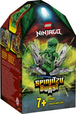 Lego Ninjago 70687 Spinjitzu-Räjäytin - Lloyd