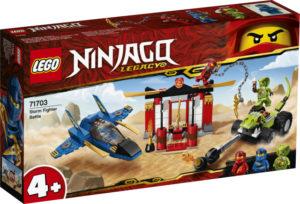 Lego Ninjago 71703 Myrskyalustaistelu