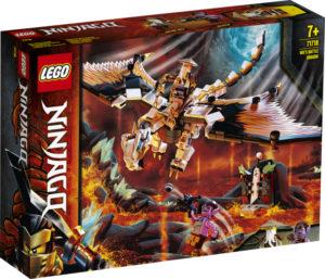 Lego Ninjago 71718 Wun Taistelulohikäärme