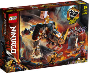 Lego Ninjago 71719 Zanen Mino-olento