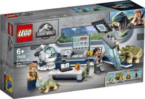 Lego Jurassic World 75939 Tri Wun Laboratorio: Dinovauvojen Pako