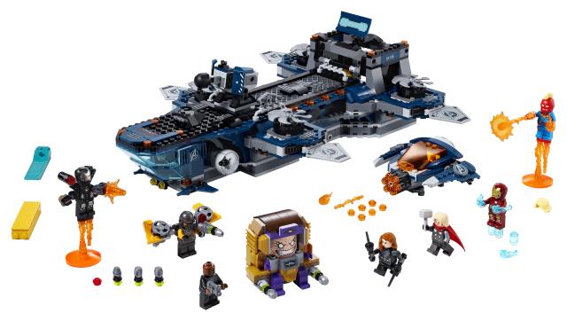 Lego Super Heroes 76153 Avengers Helialus