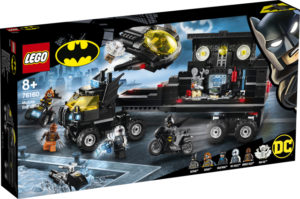 Lego Super Heroes 76160 Siirrettävä Lepakkotukikohta