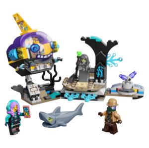Lego Hidden Side 70433 J.B.:n Sukellusvene