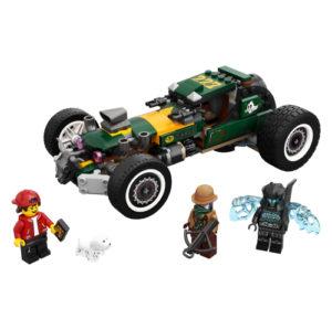 Lego Hidden Side 70434 Yliluonnollinen Kilpa-auto