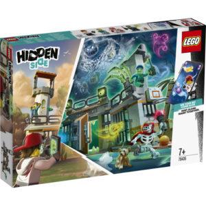 Lego Hidden Side 70435 Newburyn Hylätty Vankila