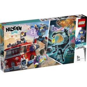Lego Hidden Side 70436 Aavepaloauto 3000
