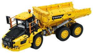 Lego Technic 42114 Nivelkaivoskuorma-auto Volvo 6x6