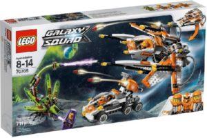 Lego Galaxy Squad 70705 Kuoriaistuhooja