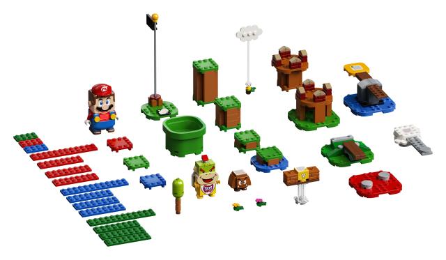 Lego Super Mario 71360 Seikkailut Marion Kanssa -Aloitusrata