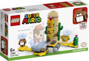 Lego Super Mario 71363 Aavikko-Pokey -Laajennussarja